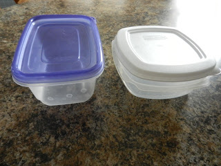 Day 15: Food Storage Containers and How To Get Rid of Stains!