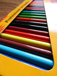 Day 70: Pens, Pencils, Crayons, Oh My!
