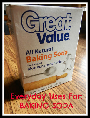 Simple Uses For Everyday Items: Baking Soda