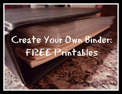 Organize Your Holiday Season and Bills: FREE Printables!