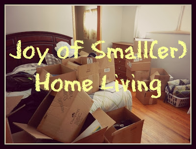 The Joy Of Small(er) Home Living