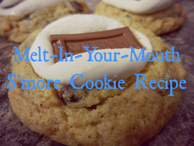 S'more Cookie Recipe