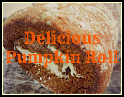 Delicious Pumpkin Roll