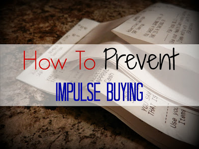 5 Ways To Prevent Impulse Buying