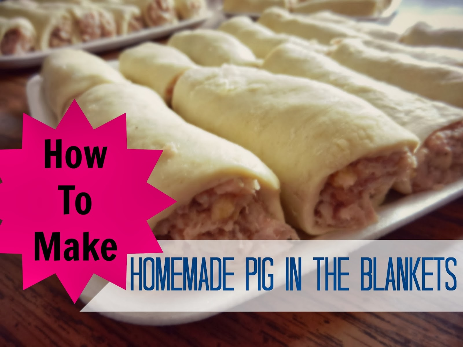 How To Make Dutch Pig-In-The-Blankets