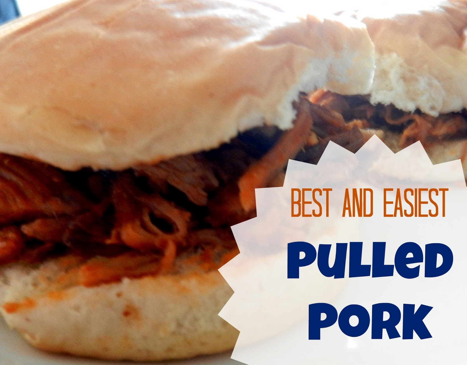 The BEST Crockpot Pulled Pork