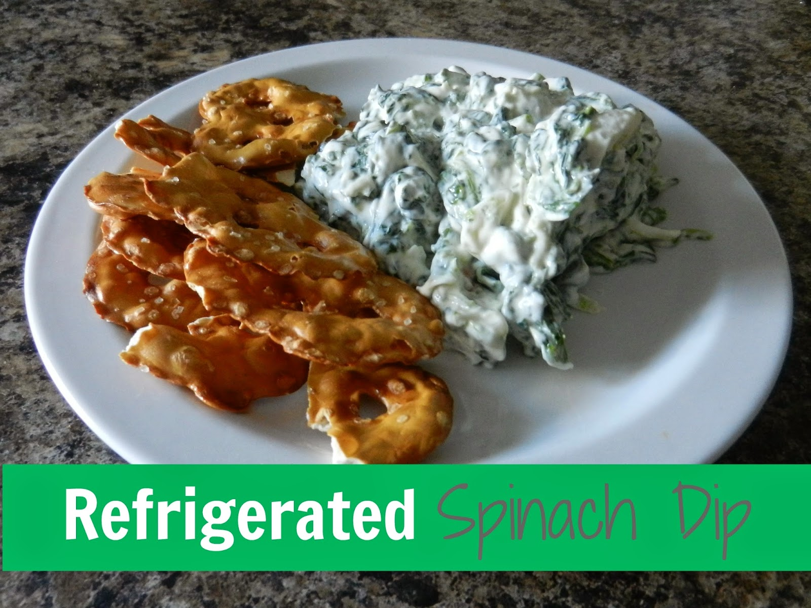 Refrigerated Spinach Dip
