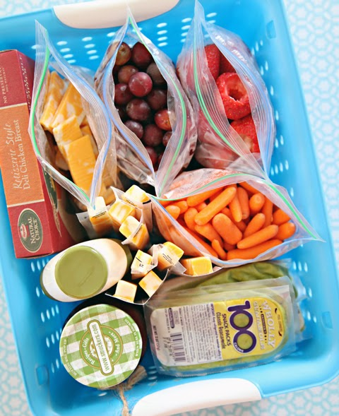 Stress-Free Back To School Prep: Lunches