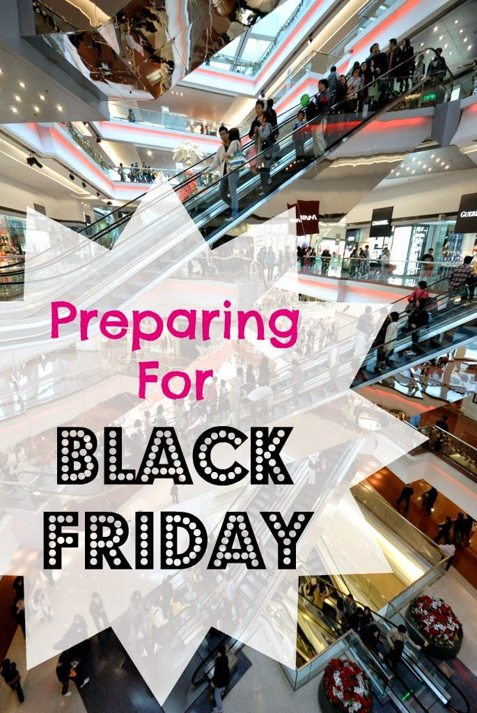 Preparing for Black Friday