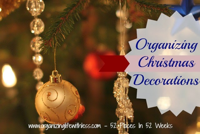 52 Places In 52 Weeks: Christmas Decorations