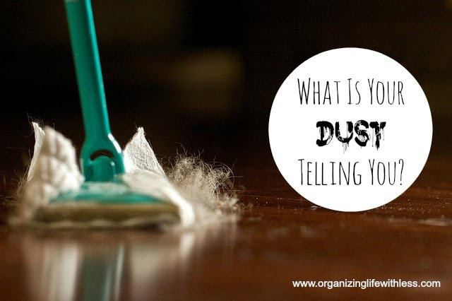 What Is Your Dust Telling You?