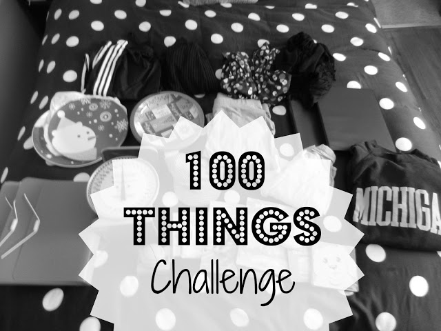 100 Things Challenge