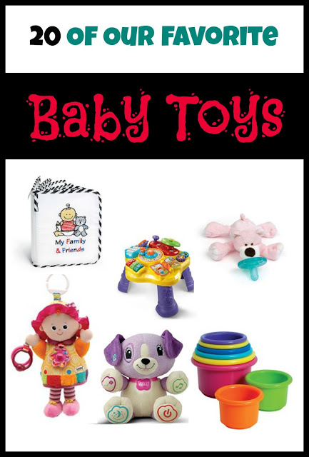 20 Of Our Favorite Baby Toys