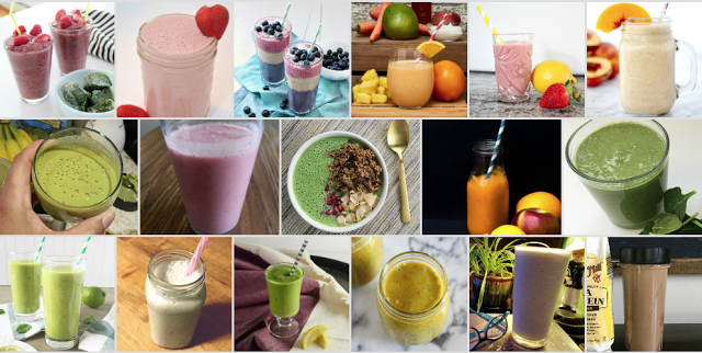 17 Smoothie Recipes To Quench Your Thirst