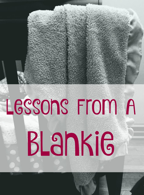 Lessons From A Blankie