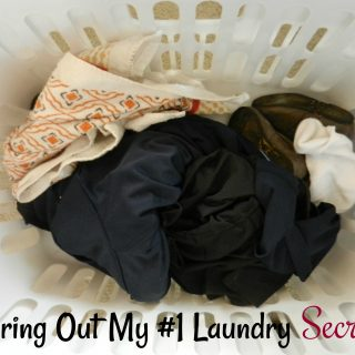 Airing Out My #1 Laundry Secret