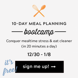 Conquer Mealtime Stress In 2018