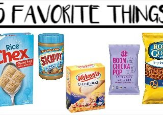 My 5 Favorite Things Friday – Edition #8