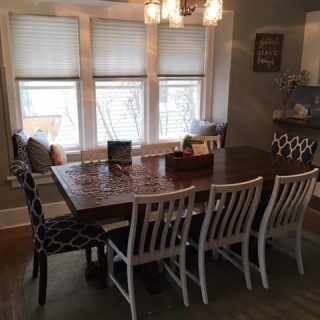 Home Tour – Dining Room