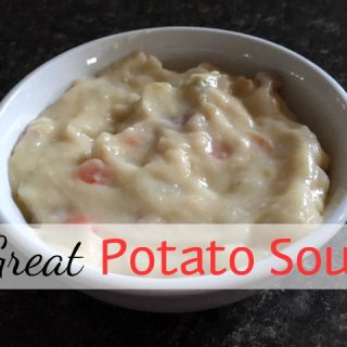 Great Potato Soup
