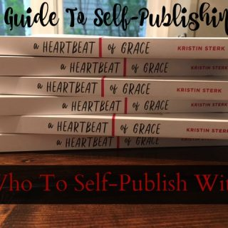 Who To Self-Publish With