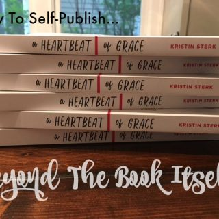 Self-Publishing – Beyond The Book Itself